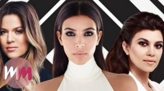 Top 10 Ridiculous Things You Didn't Know About the Kardashians
