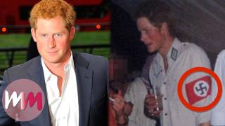 Top 10 Scandals that Rocked Royal Families