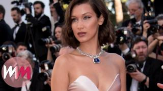 Top 5 Bella Hadid Fashion Moments