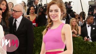 Top 5 Emma Stone Red Carpet Moments