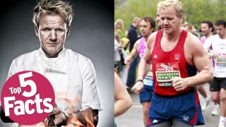 Top 5 Facts About Gordon Ramsay