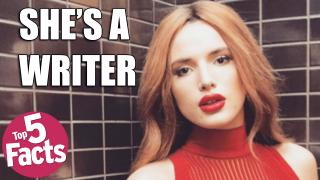 Top 5 Things You Didn't Know About Bella Thorne