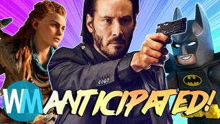 Top 10 Most Anticipated Releases of February 2017