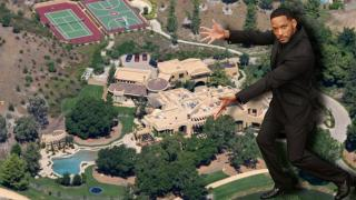 Top 10 Pimped Out Celebrity Mansions