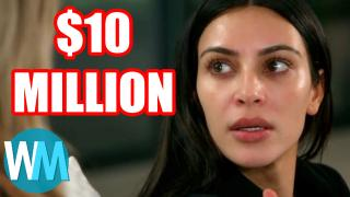 Top 10 Costliest Celebrity Robberies