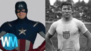 Top 10 Historic People Who May Have Been Superheroes