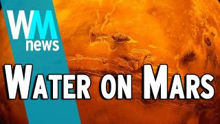 10 Mars Liquid Water Discovery Facts - WMNews Ep. 48