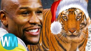 Top 10 Over-the-Top Celebrity Xmas Gifts