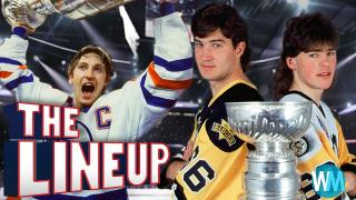 Top 10 Legendary NHL Teams - The Lineup Episode 3