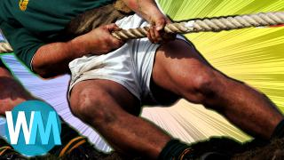 Top 10 Bizarre Discontinued Olympic Sports