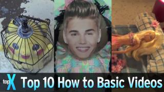Top 10 HowToBasic Videos