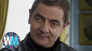 Top 10 Johnny English Moments