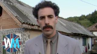 Top 10 Outrageous Sacha Baron Cohen Moments
