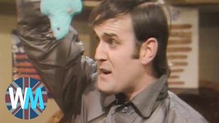 Top 10 British Comedy Sketches