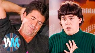 Top 10 Totally Simon Cowell Moments