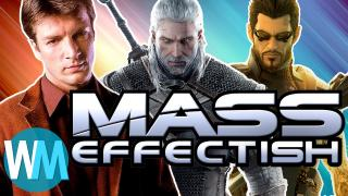 Top 10 Things You'll Like if You Enjoy Mass Effect