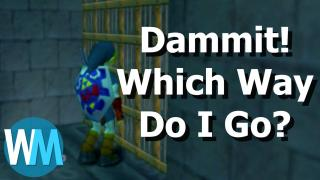 Top 10 Most CONFUSING Video Game Levels!