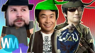 Top 10 Most Revered Personalities In Gaming