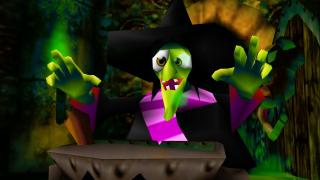 Top 10 Video Game Witches
