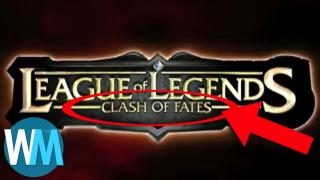 Top 5 Things You Never Knew About League of Legends
