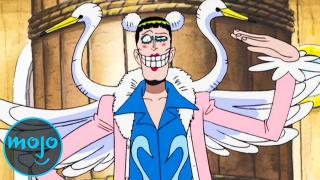Top 10 Anime Fashion Disasters (ft. Todd Haberkorn)
