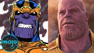 Infinity Gauntlet Story Arc Explained