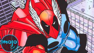 Top 10 Deadpool Jabs At Other Superheroes