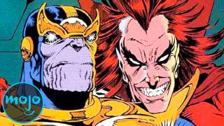 Top 10 Greatest Thanos Stories Ever Told