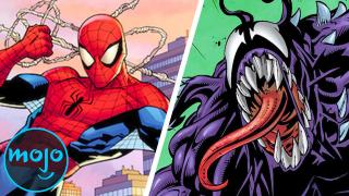 Top 10 Powers Venom Has That Spider-Man Doesn't
