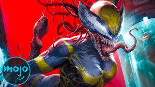 Top 10 Superheroes Who Have Worn the Venom Symbiote