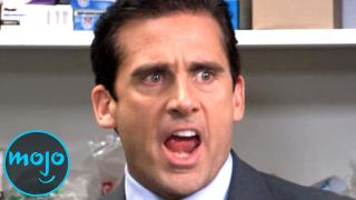 Top 10 Funniest Steve Carell Moments