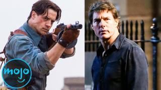 Top 10 Movie Franchises That Tried and Failed to Continue with a New Lead
