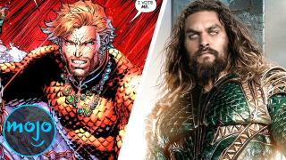 Top 10 Things You Didn't Know About the Aquaman Movie