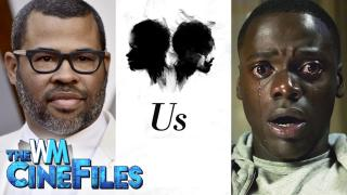 GET OUT's Jordan Peele Announces NEW Horror Movie US – The CineFiles Ep. 71