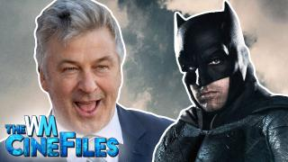 Alec Baldwin BAILS on Playing Batman's Dad in New JOKER Movie – The CineFiles Ep. 87