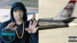 Top 5 Songs From Eminem's Kamikaze