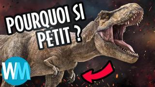 Jurassic World détracteurs /& Rôdeurs Vert Tyrannosaurus Rex Enfants Jouet Dinosaur Figure