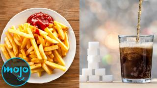 Top 10 Unhealthy Foods You Probably Eat Every Day