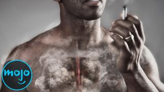 Top 10 Terrible Things Smoking Does to Your Body