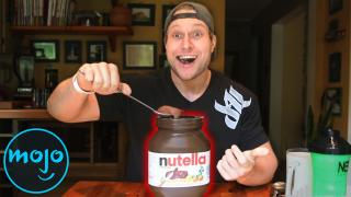 Top 10 YouTube Channels with Eating Challenges