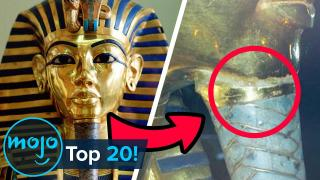 Top 20 Historical Objects Ruined by Morons