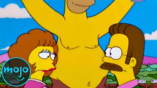 Top 10 Reasons Ned Flanders Should Move Away From Homer Simpson