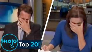 Top 20 News Reporting Fails