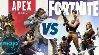 Apex Legends VS Fortnite