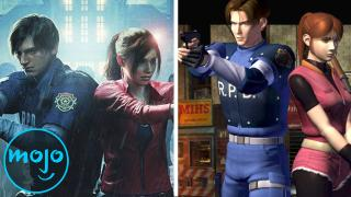 The Biggest Changes In Resident Evil 2 Remake