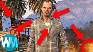 Top 10 Games With The Most Easter Eggs & Hidden Stuff!