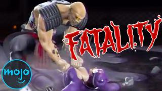 Top 10 Worst Mortal Kombat Finishers