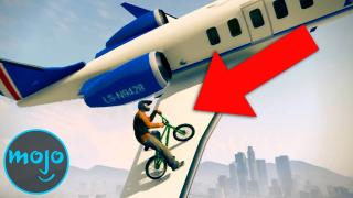 Top 5 Grand Theft Auto Stunt Channels on YouTube