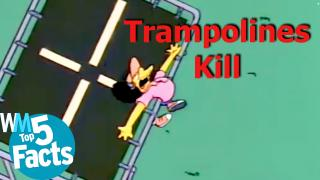 Top 5 DEADLY Facts About Trampolines