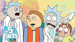Top 5 Facts About Rick and Morty